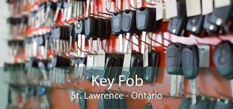 Key Fob St. Lawrence - Ontario