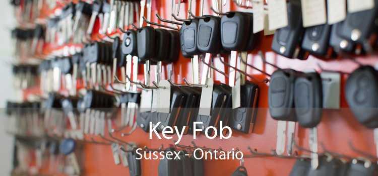 Key Fob Sussex - Ontario