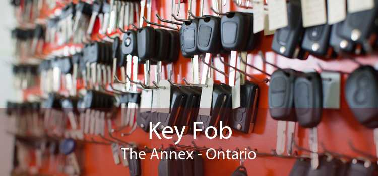 Key Fob The Annex - Ontario