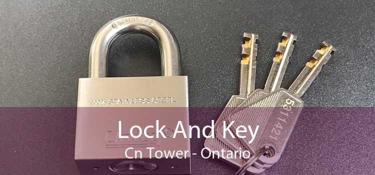Lock And Key Cn Tower - Ontario