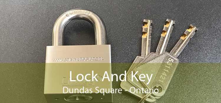 Lock And Key Dundas Square - Ontario