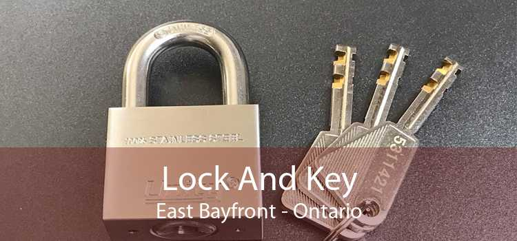 Lock And Key East Bayfront - Ontario