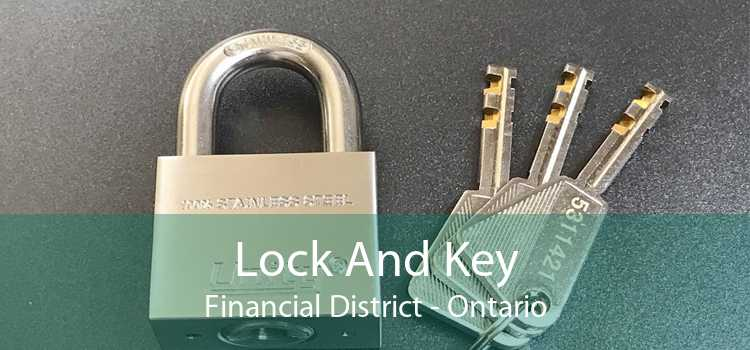 Lock And Key Financial District - Ontario