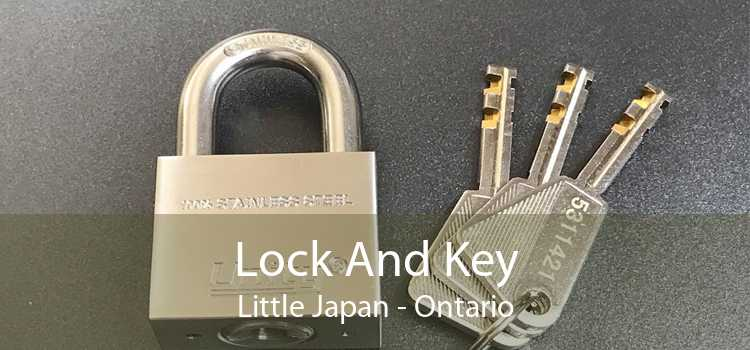 Lock And Key Little Japan - Ontario
