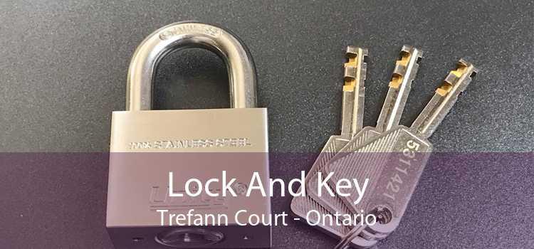Lock And Key Trefann Court - Ontario