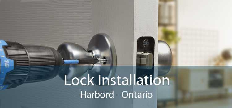 Lock Installation Harbord - Ontario