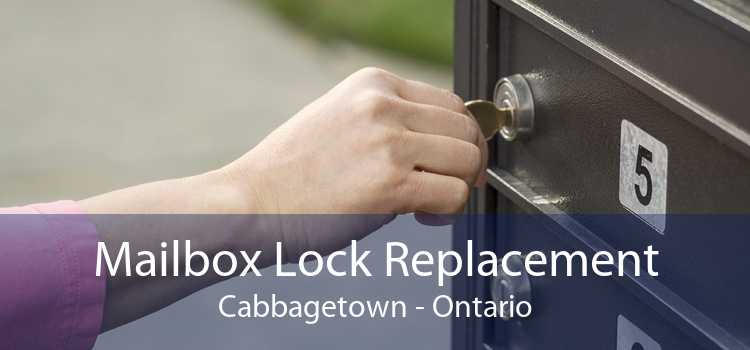 Mailbox Lock Replacement Cabbagetown - Ontario