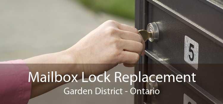 Mailbox Lock Replacement Garden District - Ontario