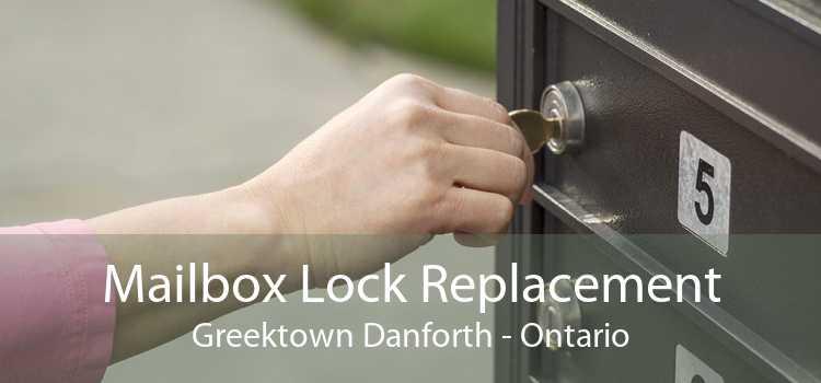 Mailbox Lock Replacement Greektown Danforth - Ontario