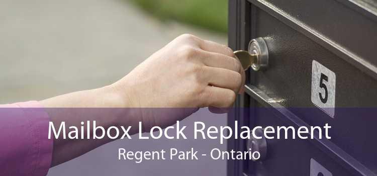 Mailbox Lock Replacement Regent Park - Ontario