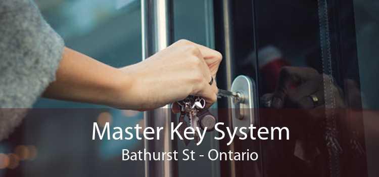 Master Key System Bathurst St - Ontario