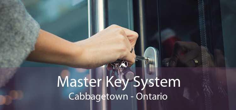 Master Key System Cabbagetown - Ontario