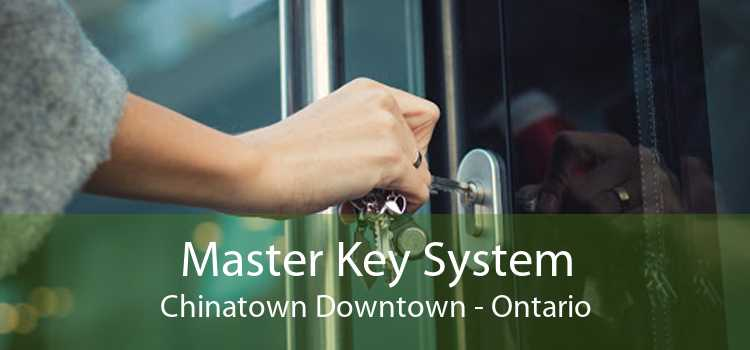 Master Key System Chinatown Downtown - Ontario