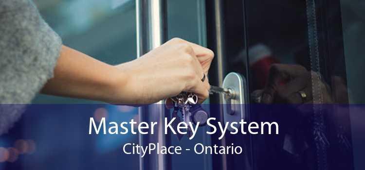 Master Key System CityPlace - Ontario