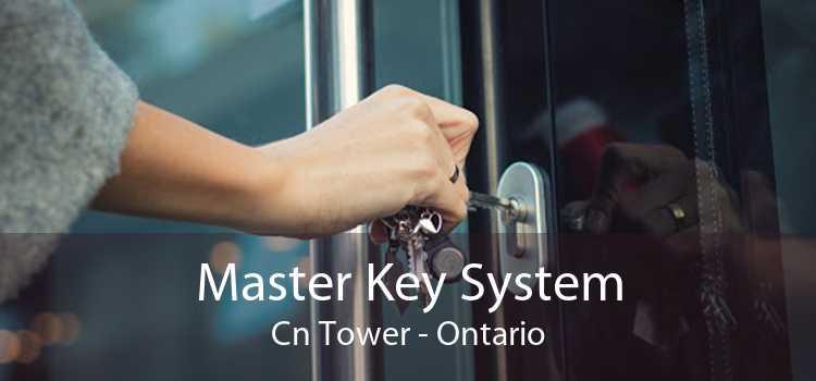 Master Key System Cn Tower - Ontario