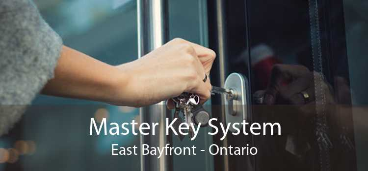 Master Key System East Bayfront - Ontario