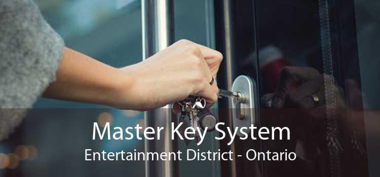 Master Key System Entertainment District - Ontario