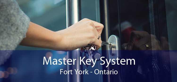Master Key System Fort York - Ontario