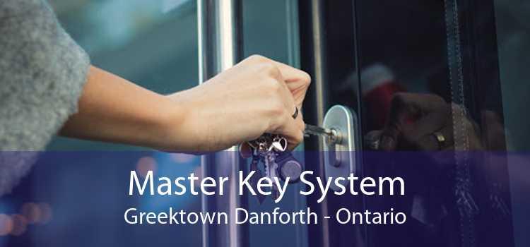 Master Key System Greektown Danforth - Ontario