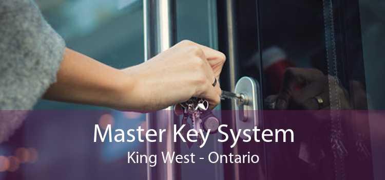 Master Key System King West - Ontario