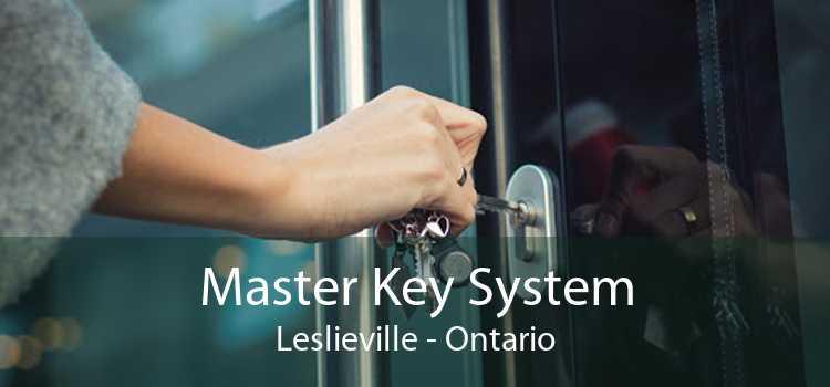 Master Key System Leslieville - Ontario
