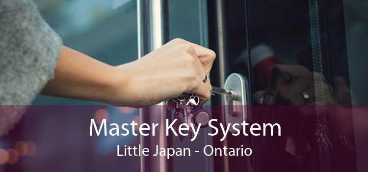 Master Key System Little Japan - Ontario