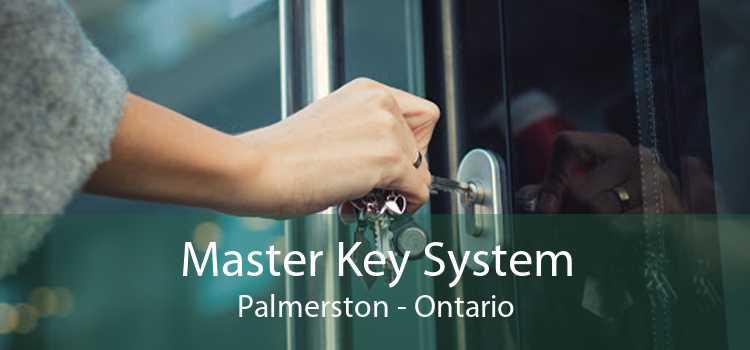 Master Key System Palmerston - Ontario
