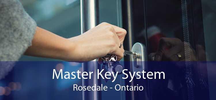 Master Key System Rosedale - Ontario