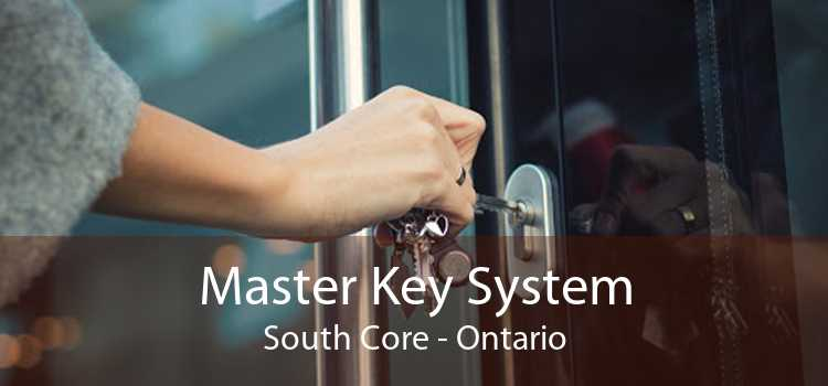 Master Key System South Core - Ontario