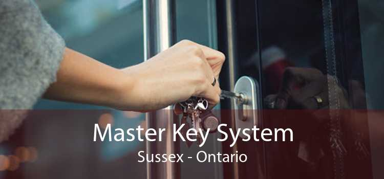 Master Key System Sussex - Ontario