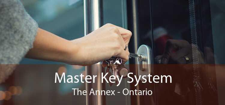 Master Key System The Annex - Ontario