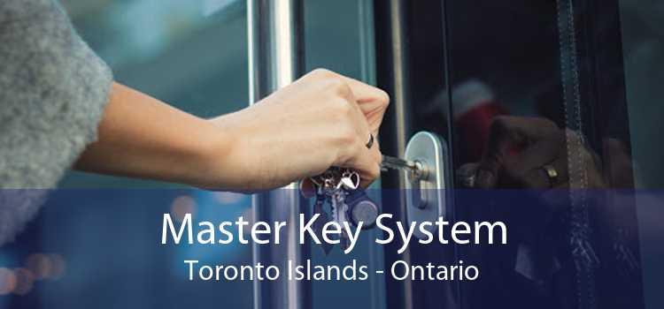 Master Key System Toronto Islands - Ontario
