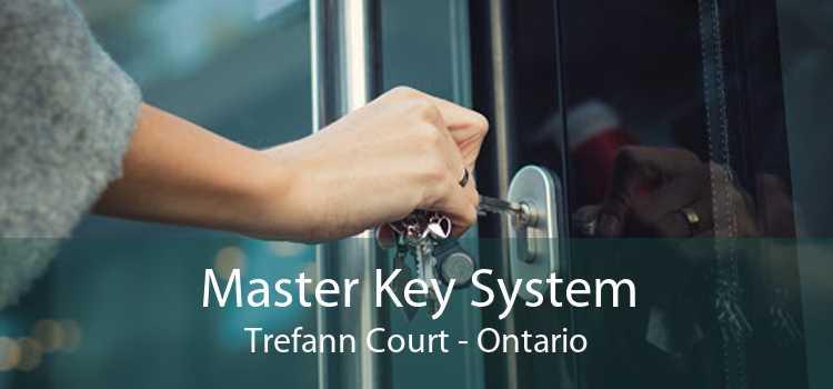 Master Key System Trefann Court - Ontario