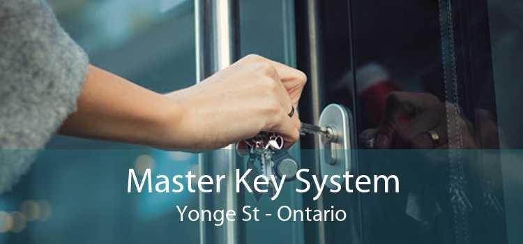 Master Key System Yonge St - Ontario