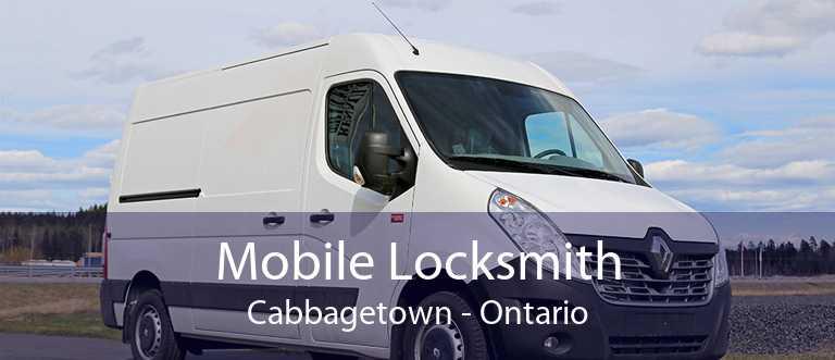 Mobile Locksmith Cabbagetown - Ontario