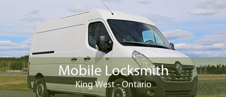 Mobile Locksmith King West - Ontario