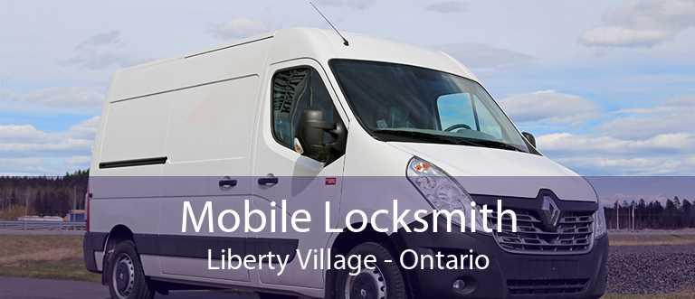 Mobile Locksmith Liberty Village - Ontario