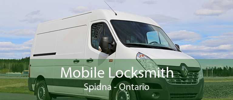 Mobile Locksmith Spidna - Ontario