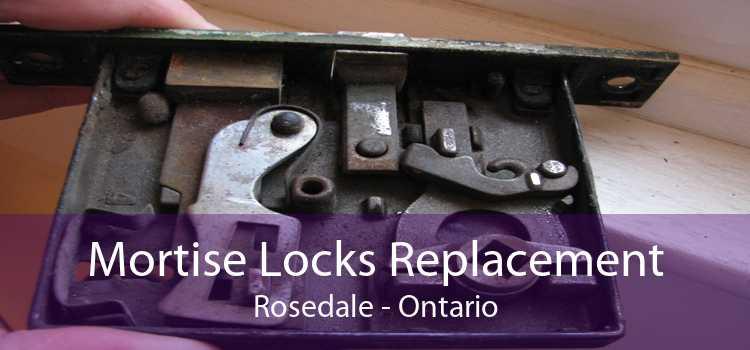 Mortise Locks Replacement Rosedale - Ontario