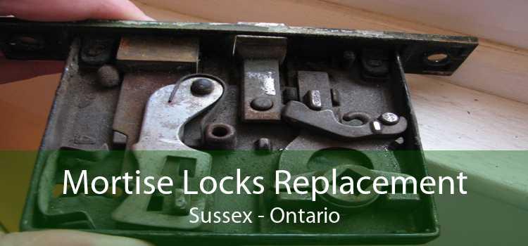 Mortise Locks Replacement Sussex - Ontario
