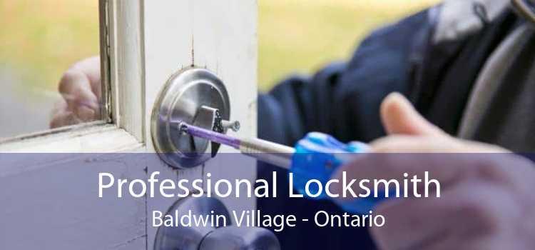 Professional Locksmith Baldwin Village - Ontario