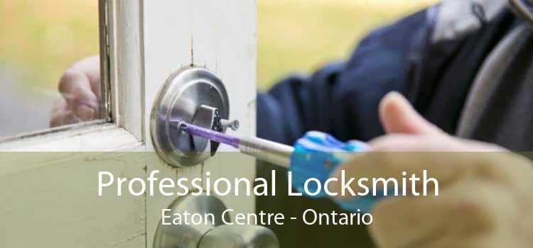 Professional Locksmith Eaton Centre - Ontario