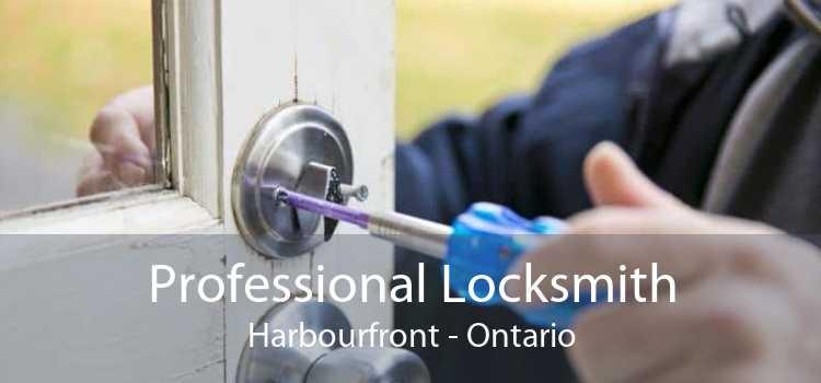Professional Locksmith Harbourfront - Ontario