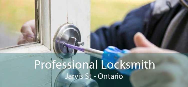 Professional Locksmith Jarvis St - Ontario