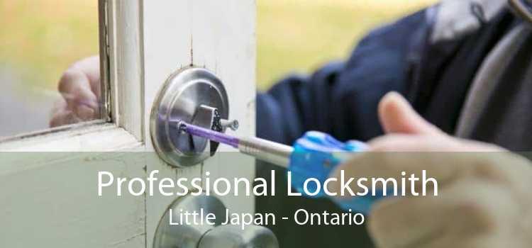 Professional Locksmith Little Japan - Ontario
