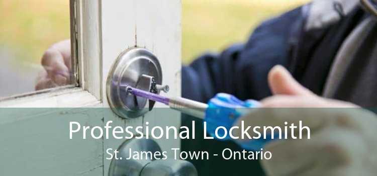 Professional Locksmith St. James Town - Ontario