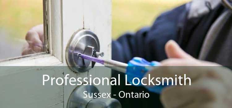 Professional Locksmith Sussex - Ontario
