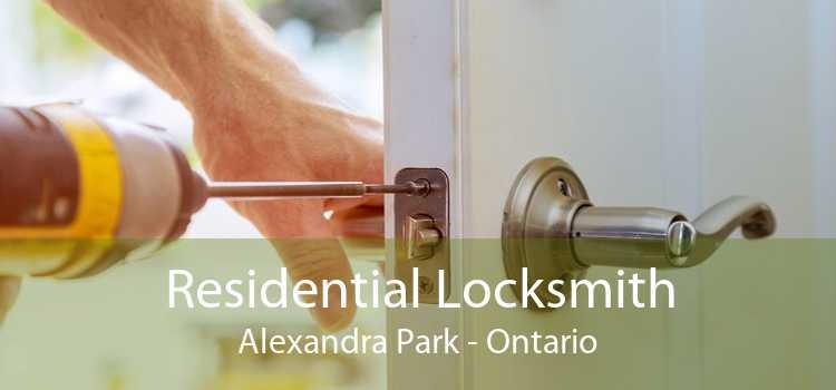 Residential Locksmith Alexandra Park - Ontario