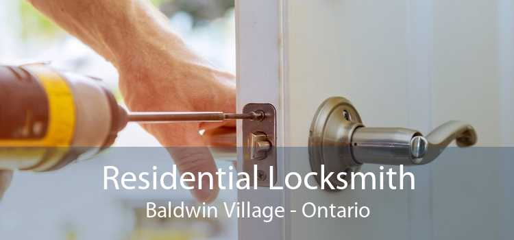 Residential Locksmith Baldwin Village - Ontario