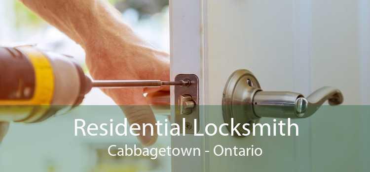 Residential Locksmith Cabbagetown - Ontario
